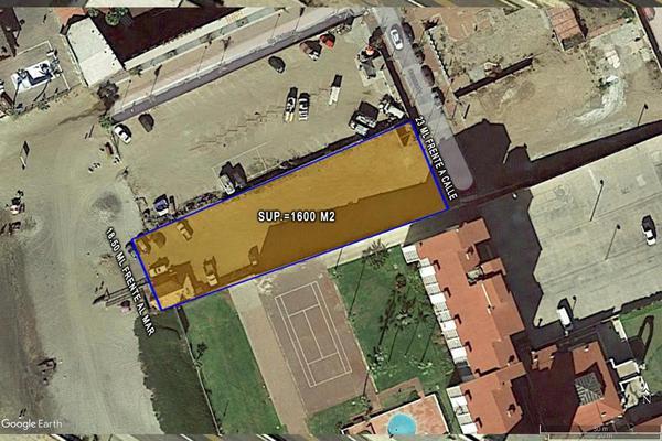 Foto de terreno comercial en venta en playa , rosarito, playas de rosarito, baja california, 15209575 No. 01
