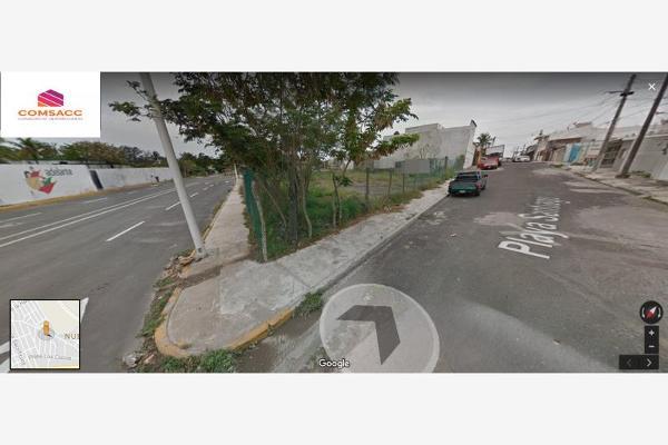 Foto de terreno habitacional en venta en playa santiago 216, playa linda, veracruz, veracruz de ignacio de la llave, 5437688 No. 01
