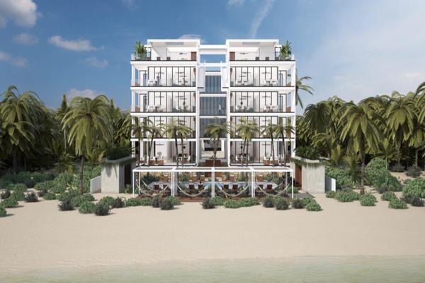 Foto de departamento en venta en playa san bruno , chicxulub puerto, progreso, yucatán, 7257304 No. 01