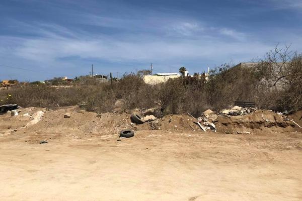 Foto de terreno habitacional en venta en playa santa maría , cerro de los venados, los cabos, baja california sur, 5372725 No. 01