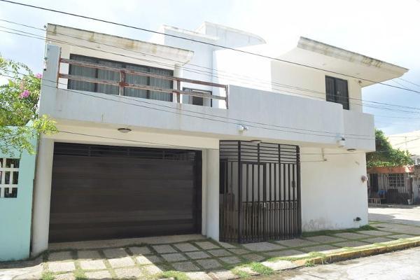 Foto de casa en venta en  , playa sol, coatzacoalcos, veracruz de ignacio de la llave, 8068547 No. 01