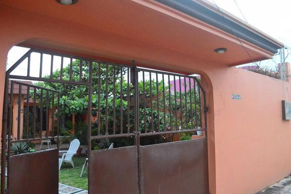 Foto de casa en venta en  , playa sol, coatzacoalcos, veracruz de ignacio de la llave, 8068646 No. 01