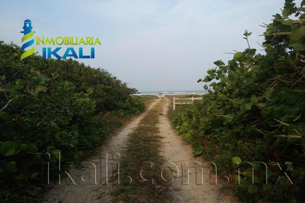 Foto de terreno habitacional en venta en playa tamiahua , tantalamos, tamiahua, veracruz de ignacio de la llave, 7255713 No. 06