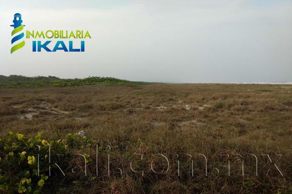 Foto de terreno habitacional en venta en playa tamiahua , tantalamos, tamiahua, veracruz de ignacio de la llave, 7255713 No. 07