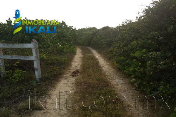 Foto de terreno habitacional en venta en playa tamiahua , tantalamos, tamiahua, veracruz de ignacio de la llave, 7255713 No. 08