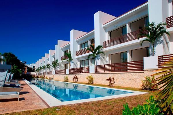 Foto de casa en venta en playacar fase 2 , playa car fase ii, solidaridad, quintana roo, 7499248 No. 02