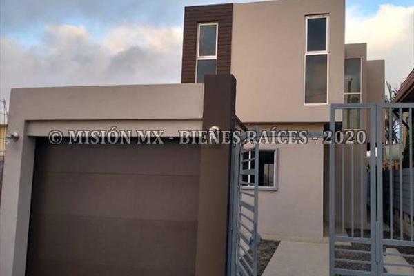 Foto de casa en venta en  , playas de chapultepec, ensenada, baja california, 14026826 No. 01