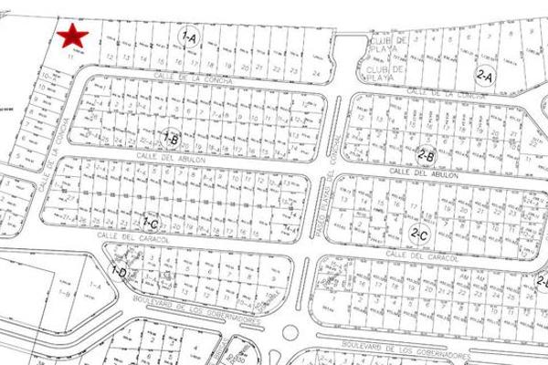 Foto de terreno habitacional en venta en  , playas de conchal, alvarado, veracruz de ignacio de la llave, 7218648 No. 02
