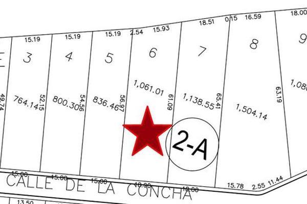 Foto de terreno habitacional en venta en  , playas de conchal, alvarado, veracruz de ignacio de la llave, 7219720 No. 01