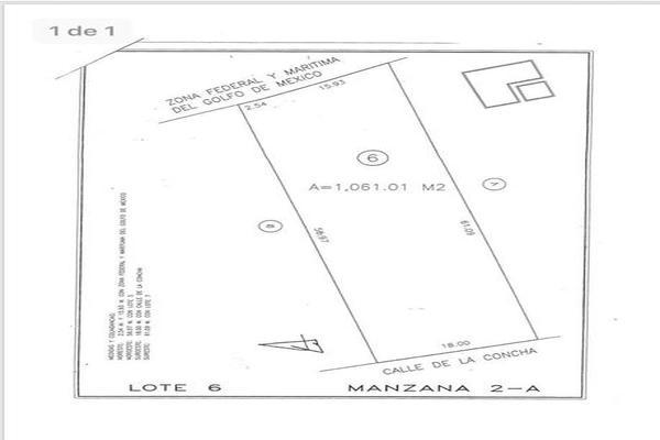 Foto de terreno habitacional en venta en  , playas de conchal, alvarado, veracruz de ignacio de la llave, 7219720 No. 03