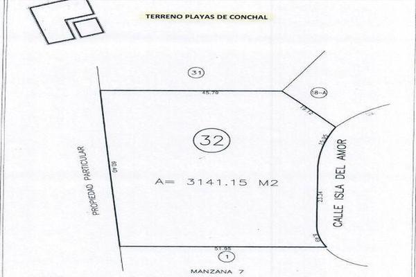 Foto de terreno habitacional en venta en  , playas de conchal, alvarado, veracruz de ignacio de la llave, 7219844 No. 03