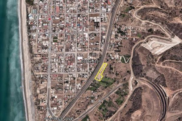 Foto de terreno comercial en venta en  , playas de tijuana sección costa azul, tijuana, baja california, 3427013 No. 01