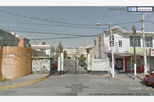 Foto de departamento en venta en plaza central 6, plazas de aragón, nezahualcóyotl, méxico, 5375129 No. 01