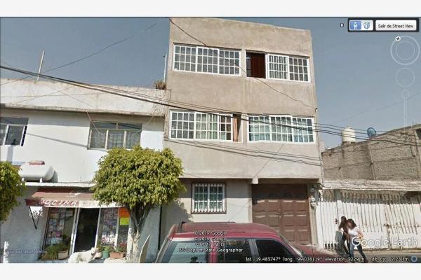 Foto de casa en venta en plaza del angel 10, plazas de aragón, nezahualcóyotl, méxico, 5375038 No. 01