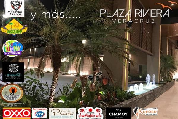 Foto de local en renta en plaza rivera , anton lizardo, alvarado, veracruz de ignacio de la llave, 5286319 No. 01