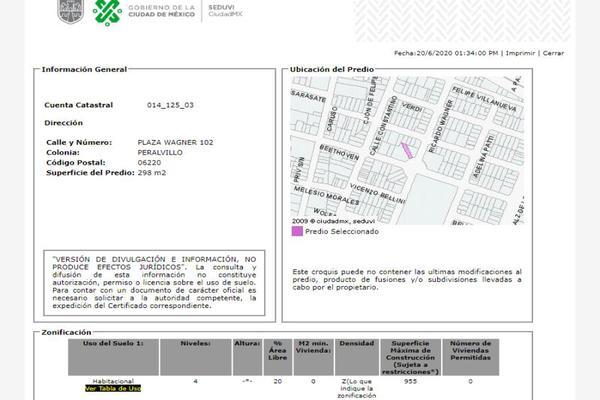 Foto de departamento en venta en plaza wagner 102, peralvillo, cuauhtémoc, df / cdmx, 15248727 No. 04