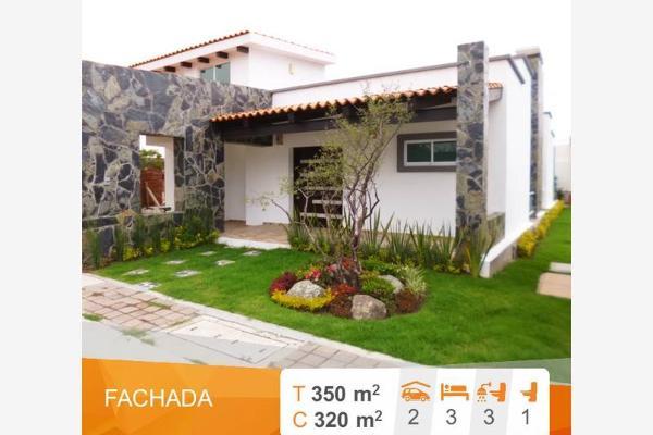 Foto de casa en venta en  , plazuela de san pedro, san pedro cholula, puebla, 2713972 No. 02