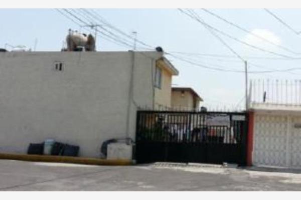 Foto de casa en venta en plazuela dos de plaza tlacoquemecatl 7, plazas de aragón, nezahualcóyotl, méxico, 5375465 No. 01