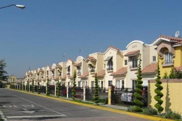 Foto de casa en venta en pleione sin numero, villa del real, tecámac, méxico, 8119860 No. 01