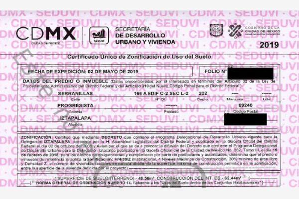 Foto de departamento en venta en plutarco elías calles 166, progresista, iztapalapa, df / cdmx, 0 No. 04