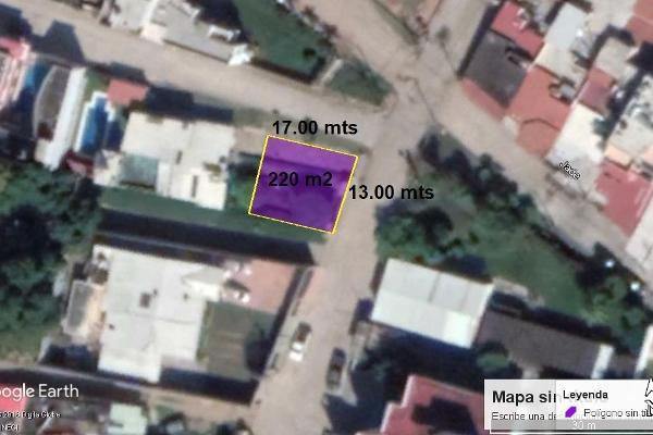 Foto de terreno habitacional en venta en  , plutarco elias calles cura hueso, centro, tabasco, 5370816 No. 02