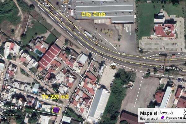 Foto de terreno habitacional en venta en  , plutarco elias calles cura hueso, centro, tabasco, 5370816 No. 03
