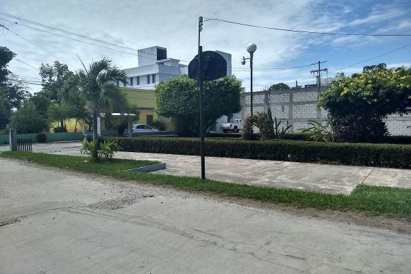 Foto de terreno habitacional en venta en  , plutarco elias calles cura hueso, centro, tabasco, 5370816 No. 07