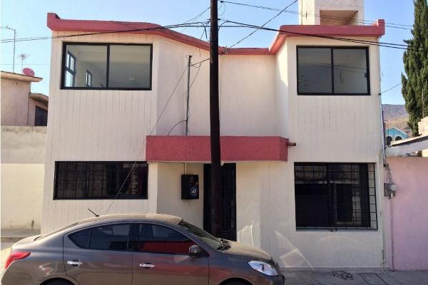 Foto de casa en venta en  , plutarco elías calles, pachuca de soto, hidalgo, 9145432 No. 01