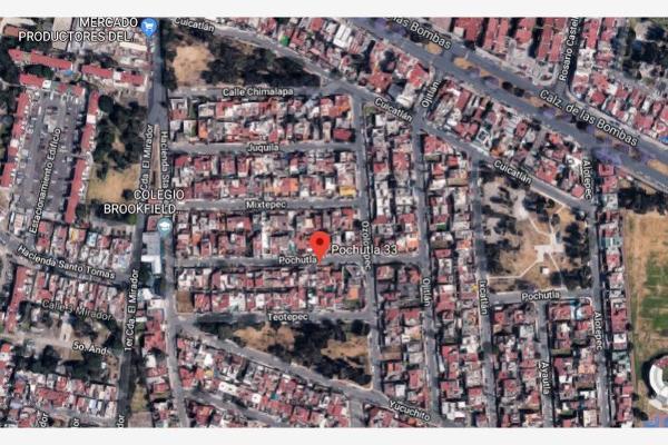 Foto de casa en venta en pochutla 33, emiliano zapata fraccionamiento popular, coyoacán, df / cdmx, 6156476 No. 04