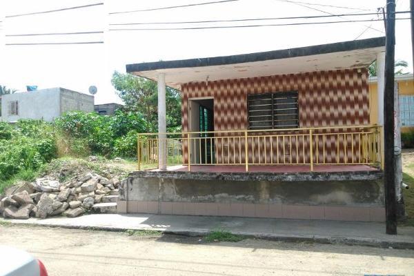 Foto de terreno habitacional en venta en  , pocitos y rivera, veracruz, veracruz de ignacio de la llave, 5962557 No. 01