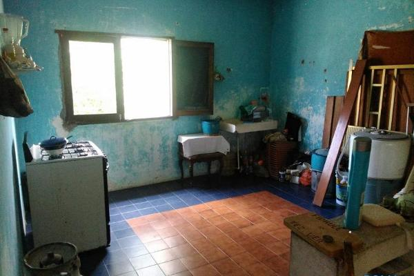 Foto de terreno habitacional en venta en  , pocitos y rivera, veracruz, veracruz de ignacio de la llave, 5962557 No. 05