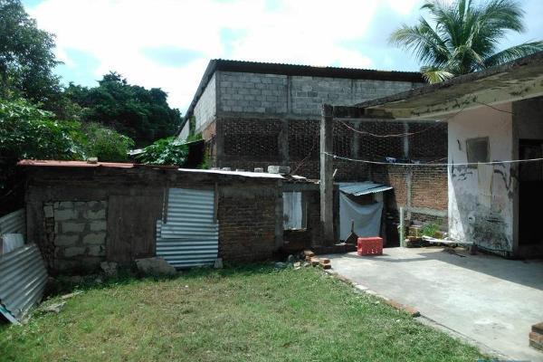 Foto de terreno habitacional en venta en  , pocitos y rivera, veracruz, veracruz de ignacio de la llave, 5962557 No. 08