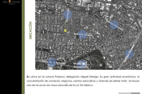 Foto de departamento en venta en  , polanco iv sección, miguel hidalgo, distrito federal, 2725381 No. 05