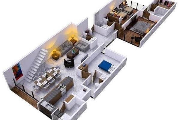 Foto de departamento en venta en  , polanco iv sección, miguel hidalgo, distrito federal, 5682245 No. 02