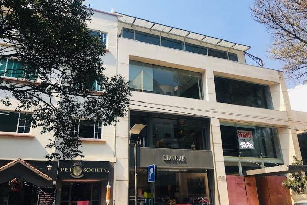 Foto de edificio en renta en  , polanco iv sección, miguel hidalgo, distrito federal, 6168546 No. 01