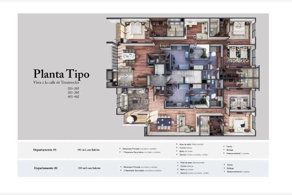Foto de departamento en venta en  , polanco v sección, miguel hidalgo, df / cdmx, 12260290 No. 09