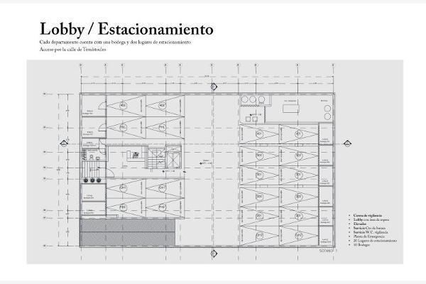 Foto de departamento en venta en  , polanco v sección, miguel hidalgo, df / cdmx, 12260290 No. 10