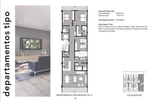 Foto de departamento en venta en  , polanco v sección, miguel hidalgo, df / cdmx, 12260414 No. 10