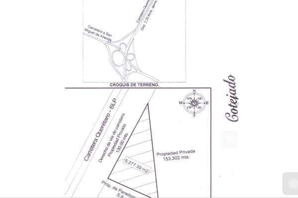 Foto de terreno comercial en venta en  , polígono empresarial santa rosa jauregui, querétaro, querétaro, 5693075 No. 01