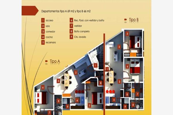 Foto de departamento en venta en polotitlan y tenancingo, estrena hermoso pent house de 2 niveles en venta 0, lomas de atizapán, atizapán de zaragoza, méxico, 4227405 No. 03
