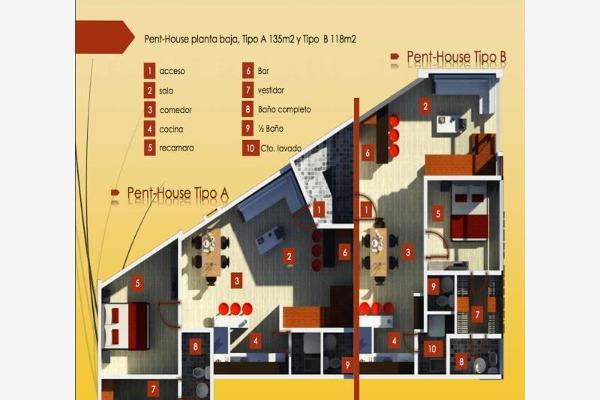 Foto de departamento en venta en polotitlan y tenancingo, estrena hermoso pent house de 2 niveles en venta 0, lomas de atizapán, atizapán de zaragoza, méxico, 4227405 No. 04