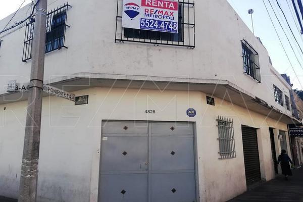 Foto de casa en renta en poniente 112 , panamericana, gustavo a. madero, df / cdmx, 18139960 No. 01