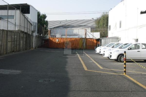 Foto de nave industrial en renta en poniente 134 , industrial vallejo, azcapotzalco, df / cdmx, 10117878 No. 01