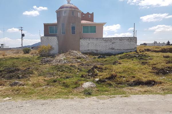 Foto de terreno habitacional en venta en por zamarrero , san luis mextepec, zinacantepec, méxico, 15214374 No. 03