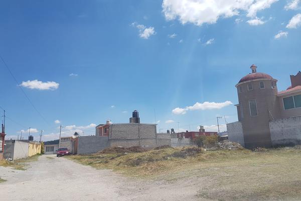 Foto de terreno habitacional en venta en por zamarrero , san luis mextepec, zinacantepec, méxico, 15214374 No. 04
