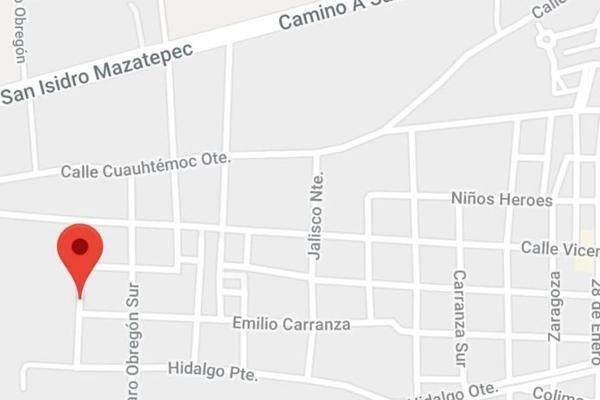 Foto de terreno habitacional en venta en porfirio diaz 36, santa cruz de las flores, tlajomulco de zúñiga, jalisco, 11624576 No. 01