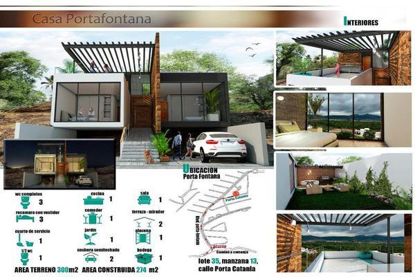 Foto de casa en venta en  , porta fontana, león, guanajuato, 8102855 No. 02