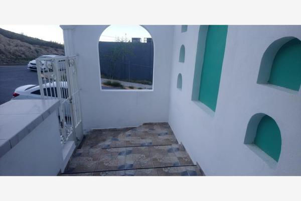 Foto de casa en venta en portal de san bernabe 100, los portales, ramos arizpe, coahuila de zaragoza, 16592760 No. 01