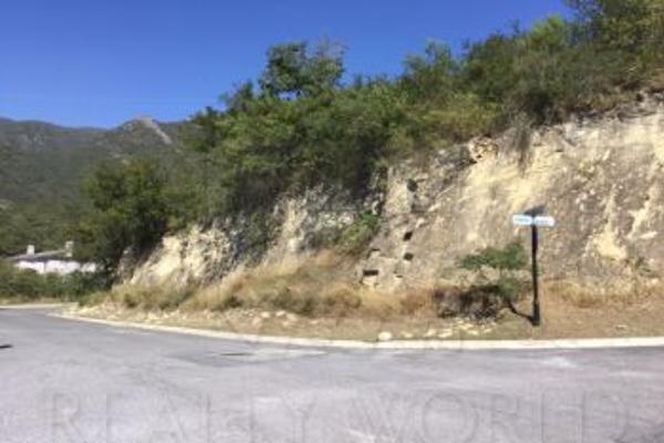 Foto de terreno habitacional en venta en  , portal del huajuco, monterrey, nuevo león, 5377121 No. 03
