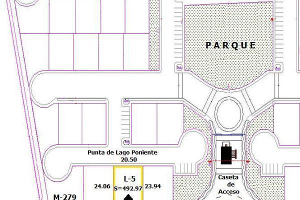 Foto de terreno habitacional en venta en  , portal del lago, hermosillo, sonora, 7982146 No. 06